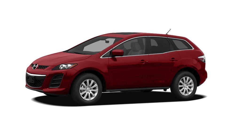 2010 Mazda CX-7 i Sport Miles 77574Color Copper Red Mica Stock 16EX58A VIN JM3ER2W50A0309924