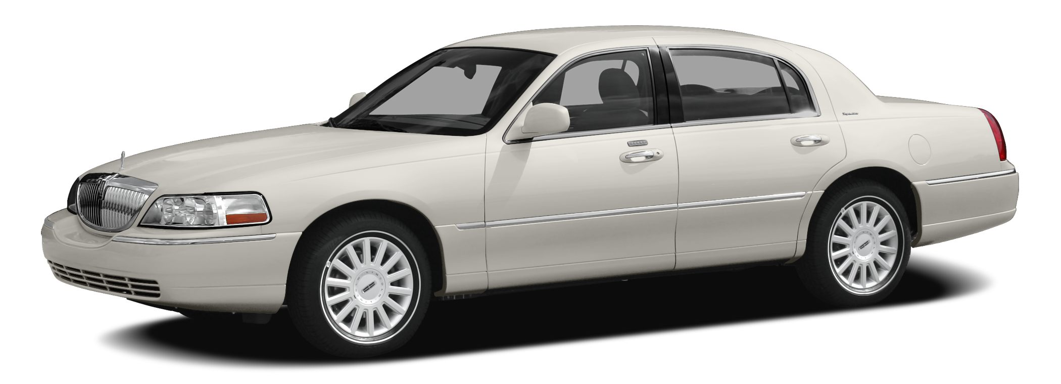 2010 Lincoln Town Car Signature Limited Miles 73151Color Vibrant White Stock DTG0693B VIN 2L