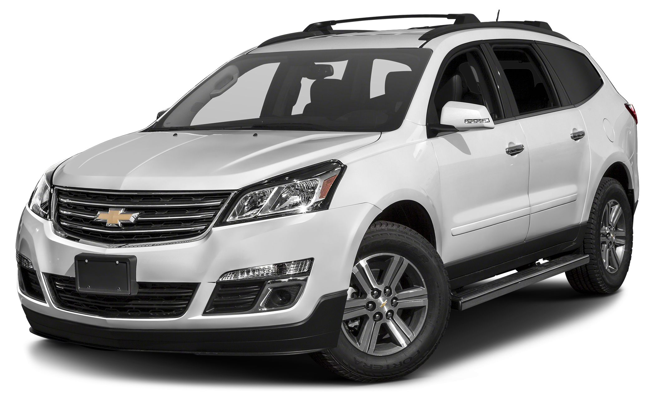 2016 Chevrolet Traverse LT w2LT New Price CARFAX One-Owner Clean CARFAX Summit White 2016 Chev