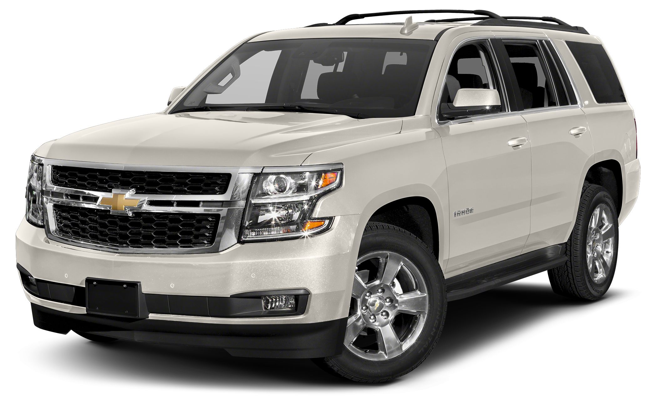 2015 Chevrolet Tahoe LT CARFAX 1-Owner LT trim Nav System Heated Leather Seats Entertainment S