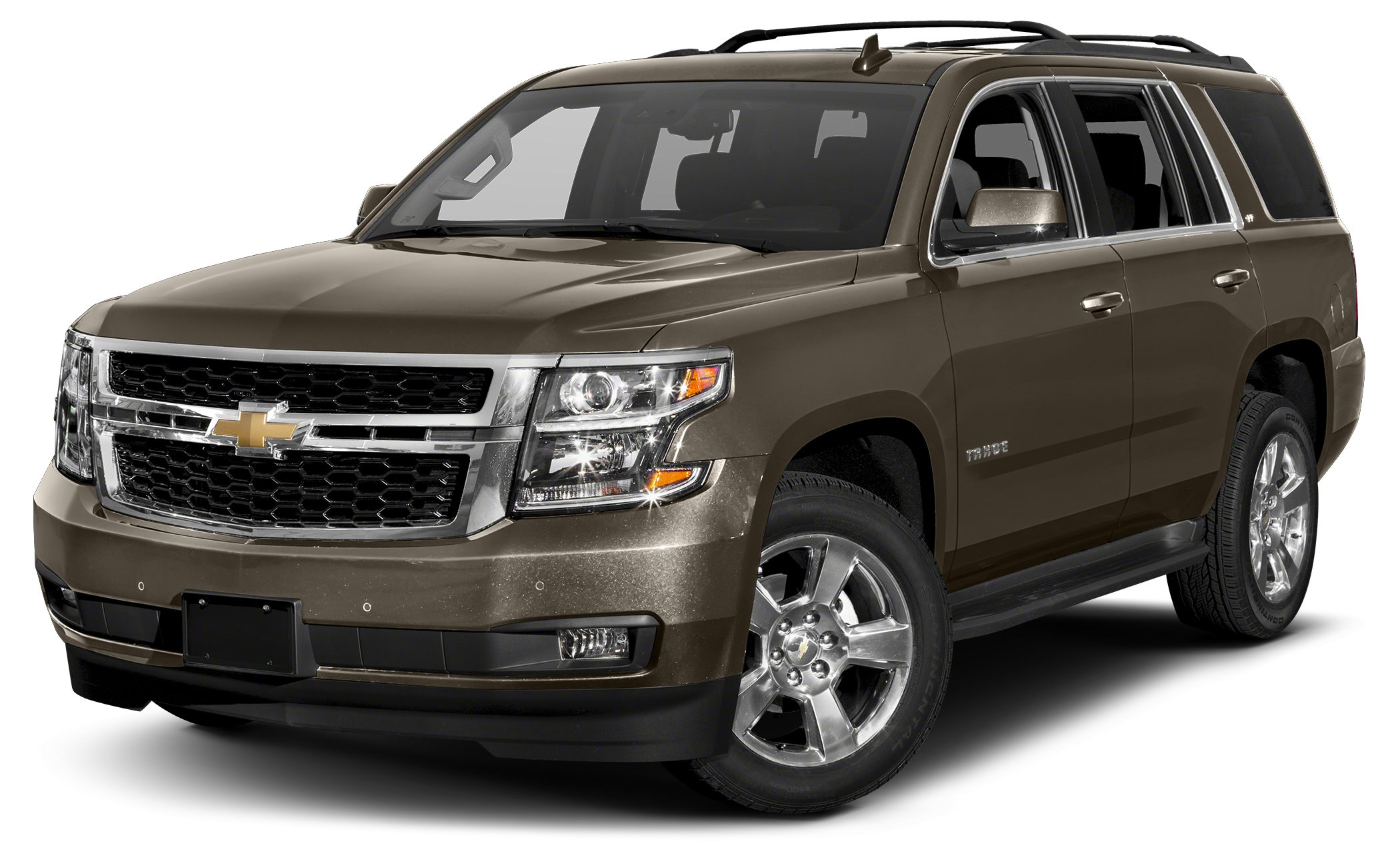 2016 Chevrolet Tahoe LT Heated Leather Seats Navigation Trailer Hitch AUDIO SYSTEM CHEVROLET M