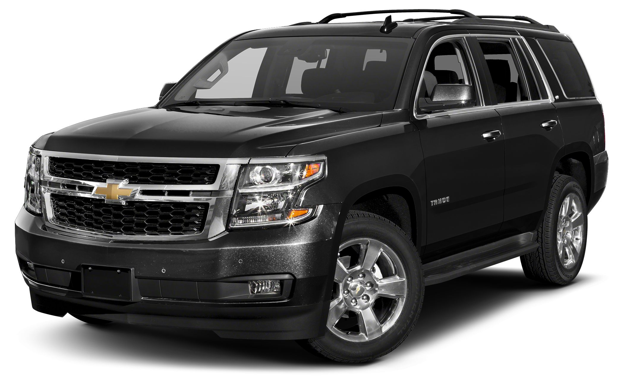 2015 Chevrolet Tahoe LT NAV Heated Leather Seats Back-Up Camera Rear Air Power Liftgate Satel