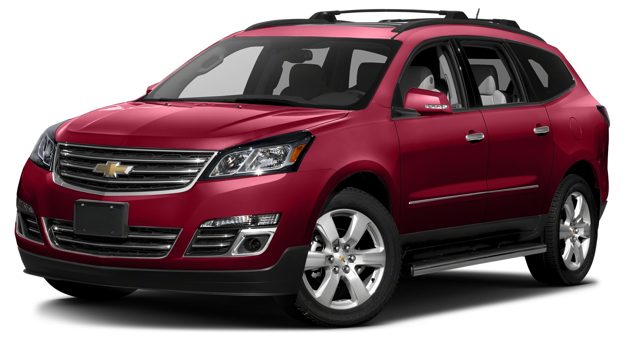 2017 Chevrolet Traverse Premier Offering the roominess of a traditional SUV but with car-like hand