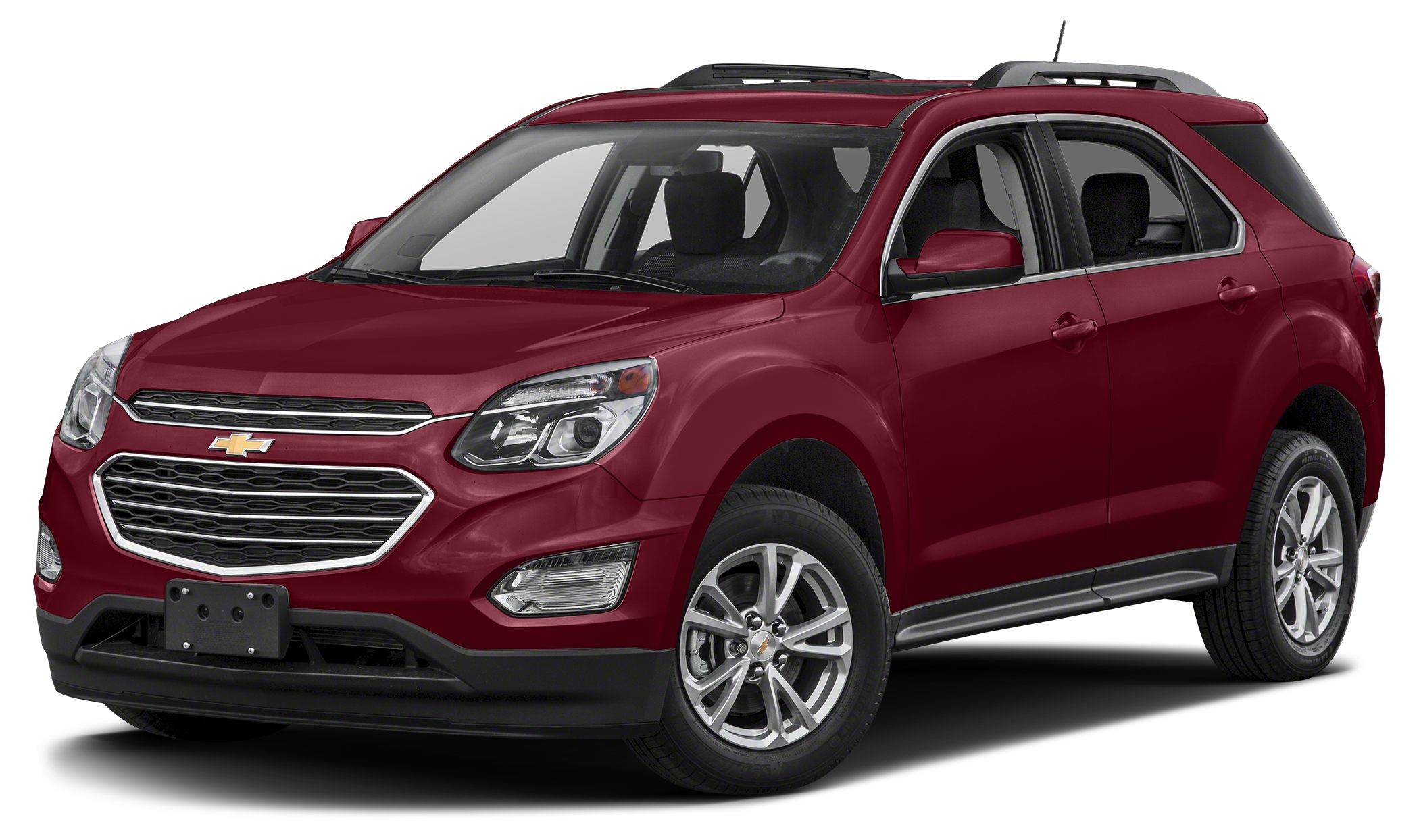 2017 Chevrolet Equinox LT The 2017 Chevrolet Equinox is a perfect combination of style and versati