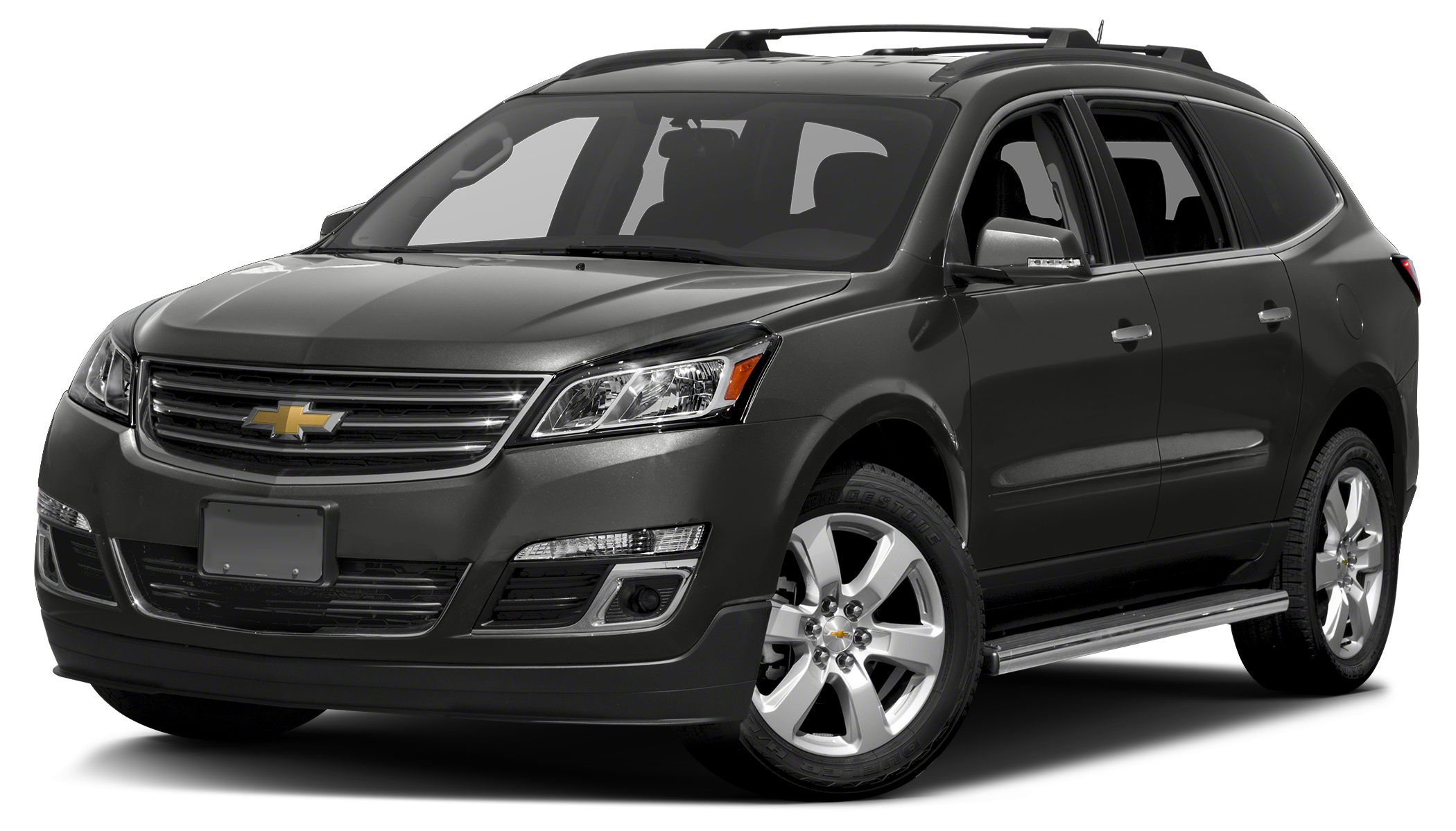 2016 Chevrolet Traverse LT w1LT CARFAX 1-Owner ONLY 20837 Miles LT trim Third Row Seat iPod