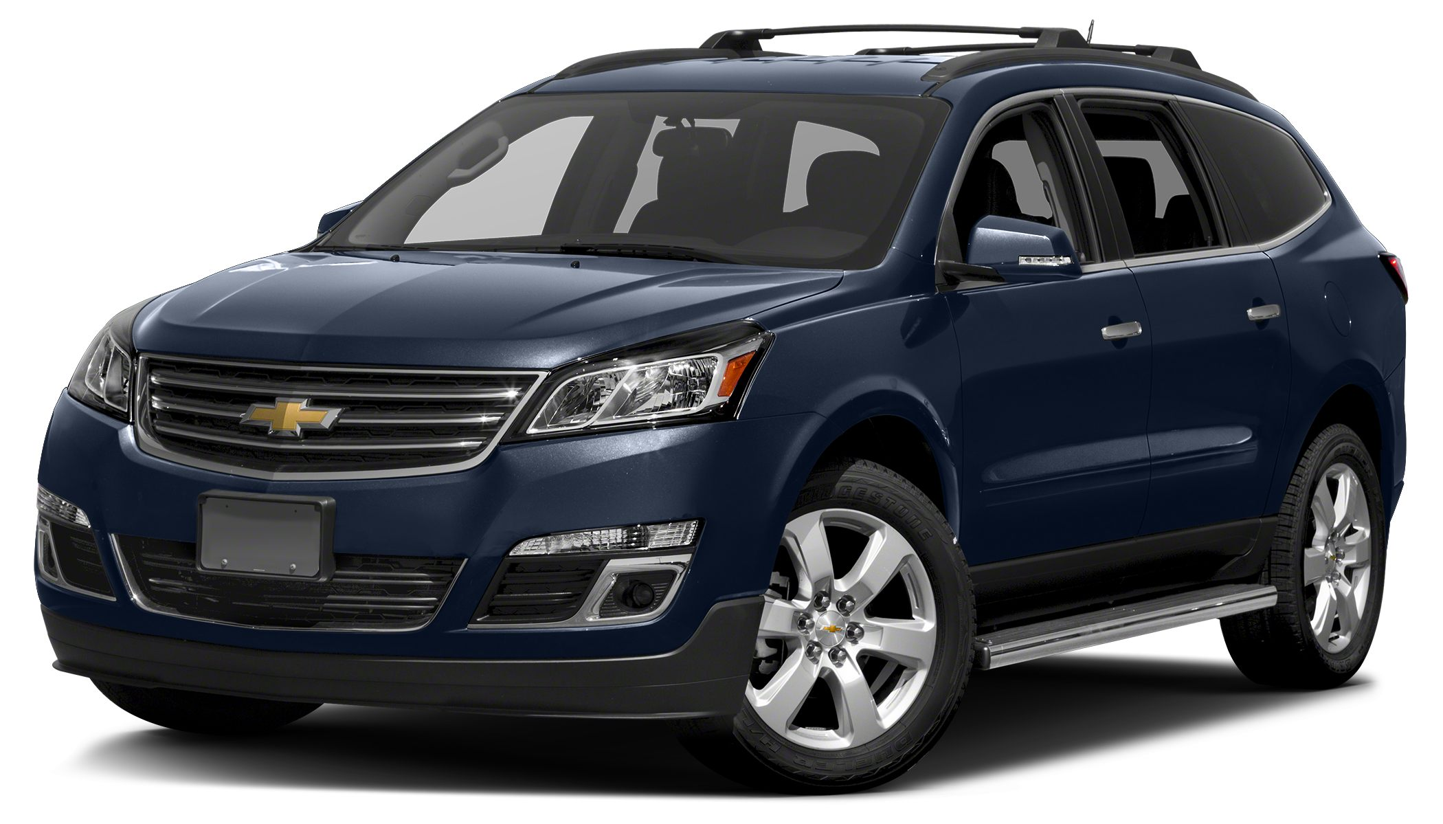 2017 Chevrolet Traverse LT w1LT Style  Technology Package Heated Driver  Front Passenger Seats