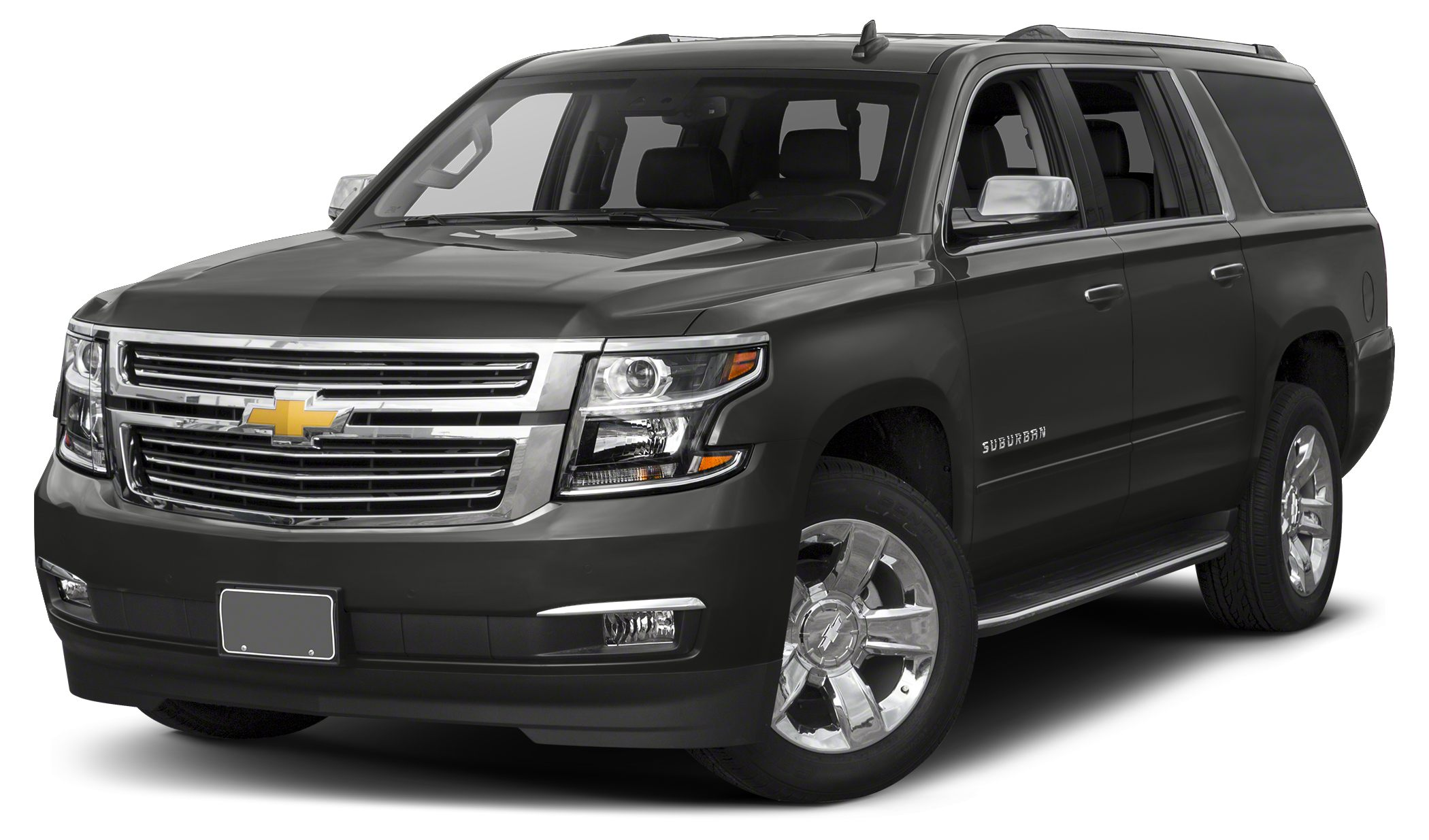 2017 Chevrolet Suburban Premier Prior Dealer Demo ABS brakes Compass Electronic Stability Cont
