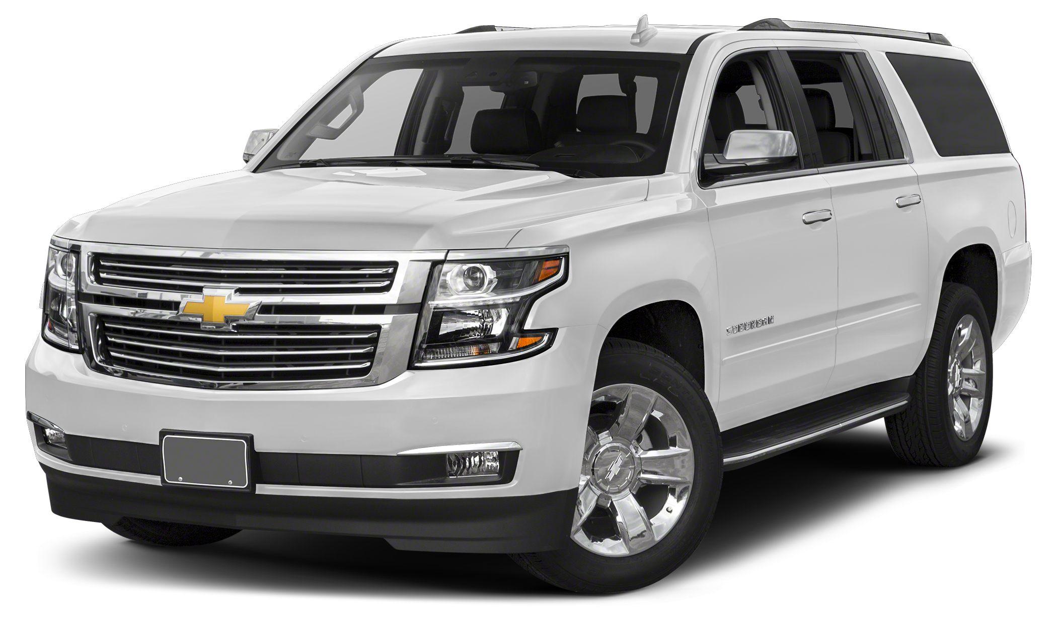 2016 Chevrolet Suburban LTZ Miles 0Color Summit White Stock 167274 VIN 1GNSCJKC8GR402388