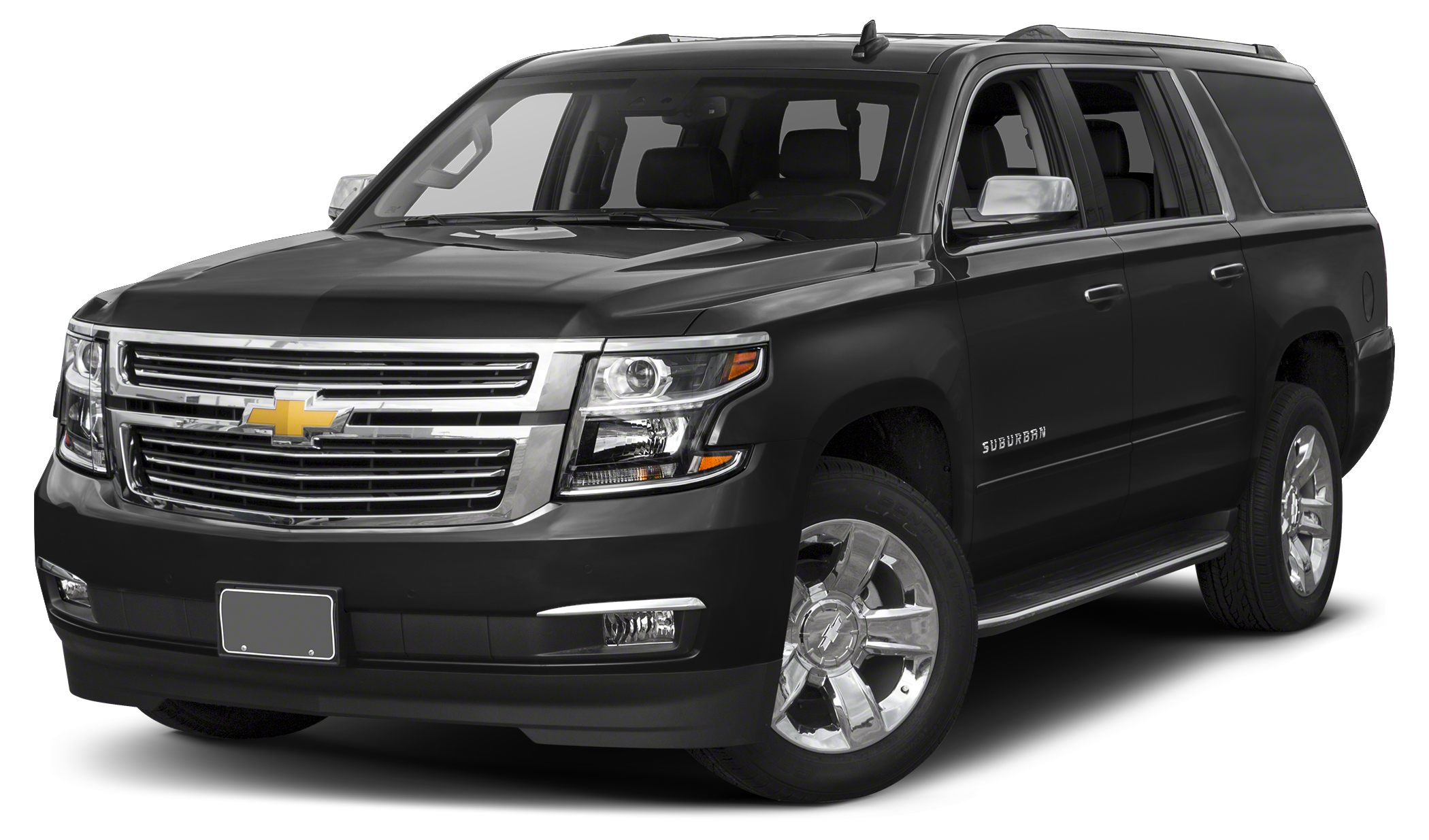 2017 Chevrolet Suburban Premier 3rd Row Seat Sunroof DVD NAV Heated Leather Seats Tow Hitch