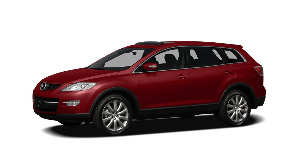 2009 Mazda CX-9 Sport Vehicle Detailed Recent Oil Change and Passed Dealer Inspection Superb fu