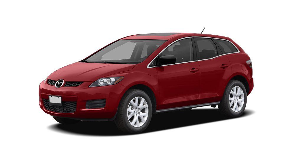 2009 Mazda CX-7 Sport Miles 111168Color Copper Red Mica Stock 16ED08B VIN JM3ER293490216622