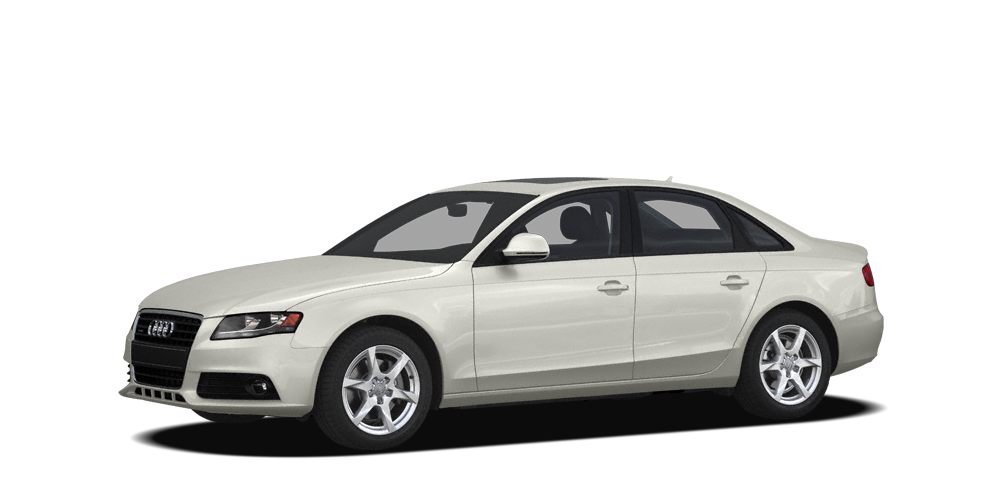 2011 Audi A4 20T quattro Premium Clean Carfax One Owner - Luxury AWD Value Bluetooth 8-Speed Au