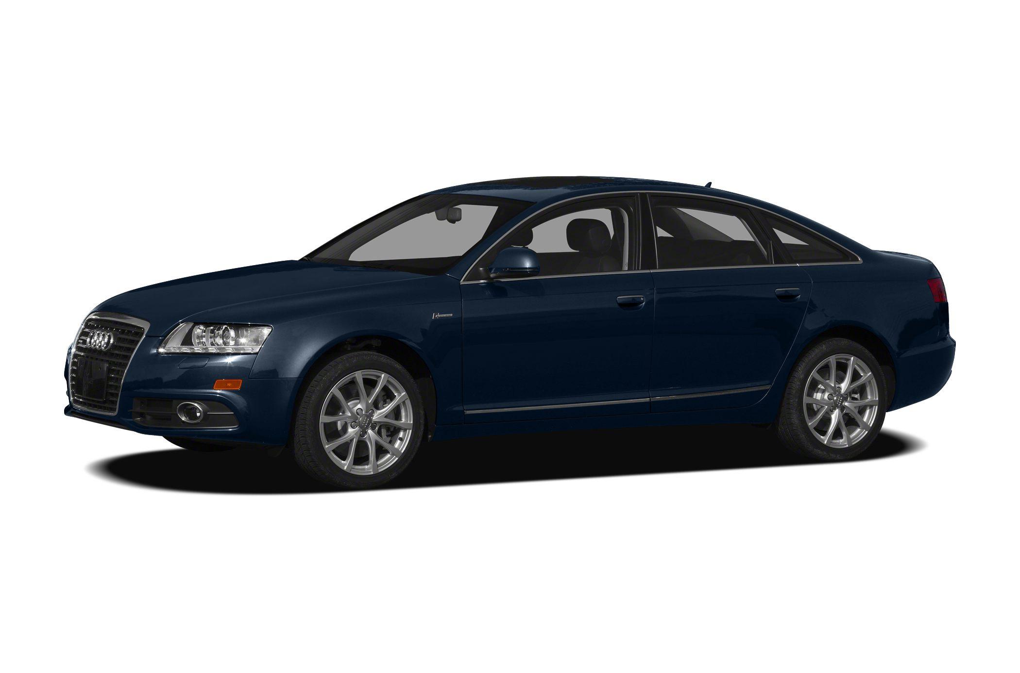 2011 Audi A6 30 quattro Premium WE OFFER FREE LIFETIME INSPECTION Miles 72228Color Black Stoc