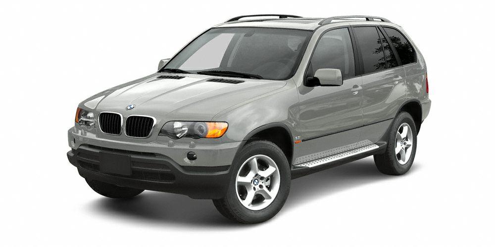 2002 BMW X5 46is Miles 158273Color Titanium Silver Metallic Stock PMC0436 VIN 5UXFB93582LN7