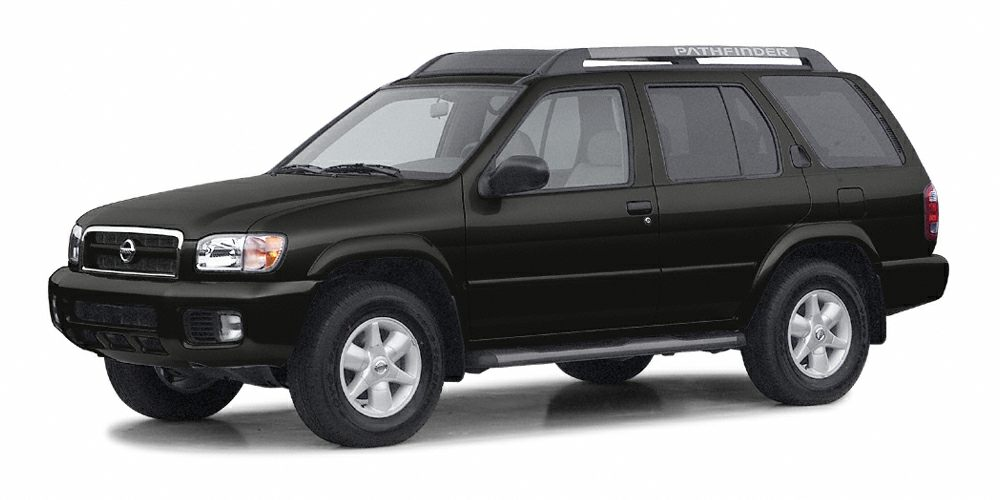 2003 Nissan Pathfinder SE his outstanding Pathfinder is everything you could need in a midsize SUV