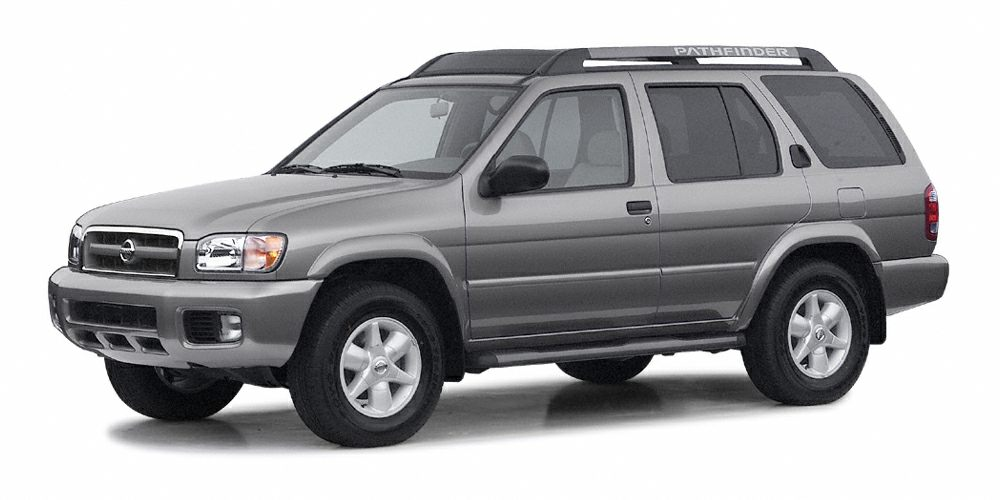 2003 Nissan Pathfinder LE Are you looking for a brilliant value in a vehicle Well with this grea