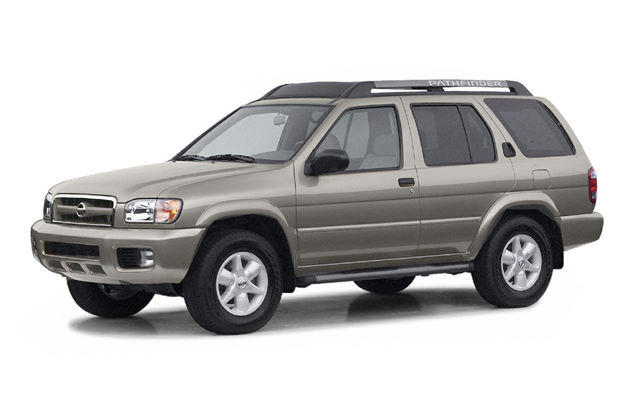2003 Nissan Pathfinder LE THIS VEHICLE COMES WITH OUR BEST PRICE GUARANTEE FIND A BETTER ON A SI