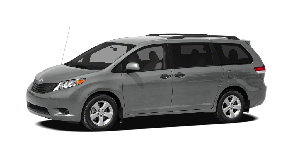 2012 Toyota Sienna Limited 7 Passenger Ltd trim CARFAX 1-Owner ONLY 22812 Miles 3rd Row Seat S