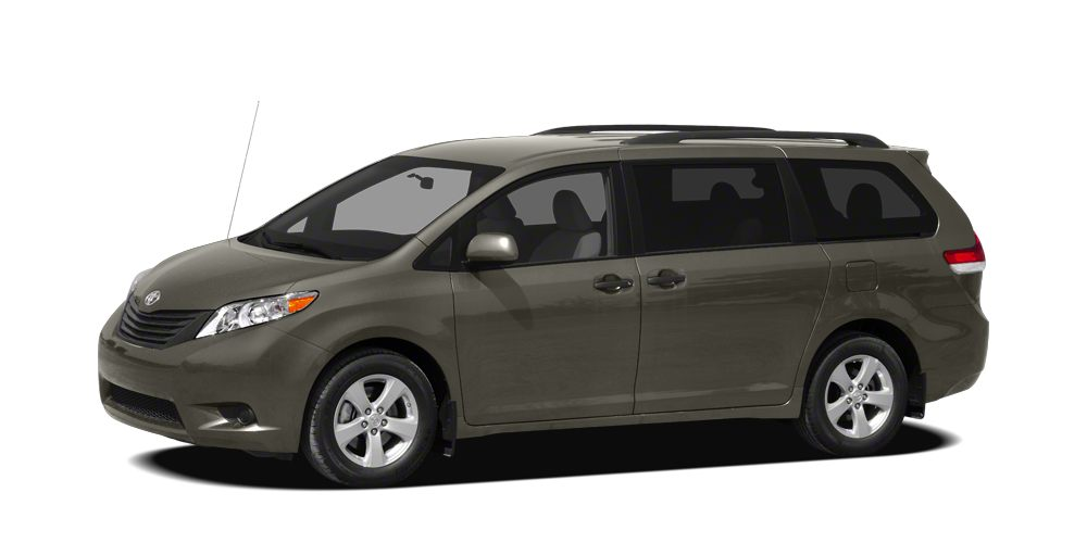 2012 Toyota Sienna LE Miles 46695Color Gray Stock T25425A VIN 5TDKK3DC1CS193219