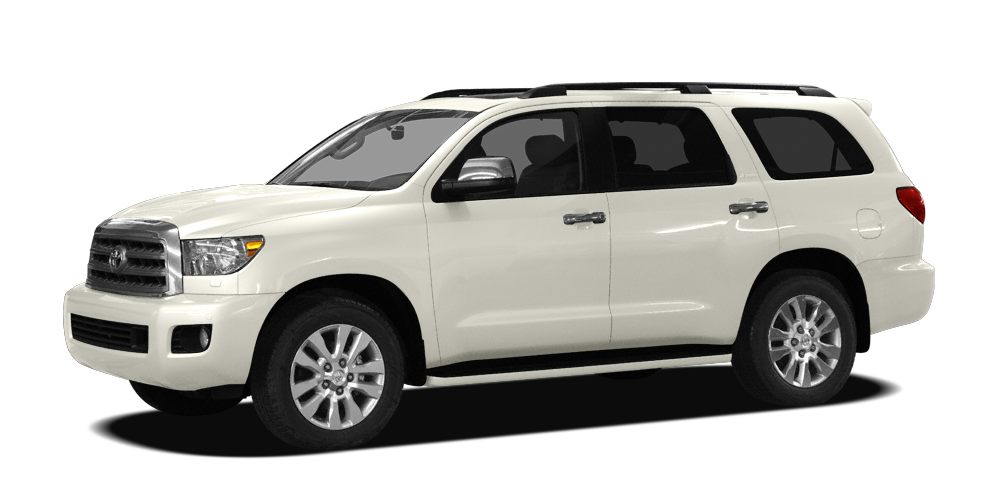 2008 Toyota Sequoia SR5 Win a score on this 2008 Toyota Sequoia SR5 before someone else snatches i