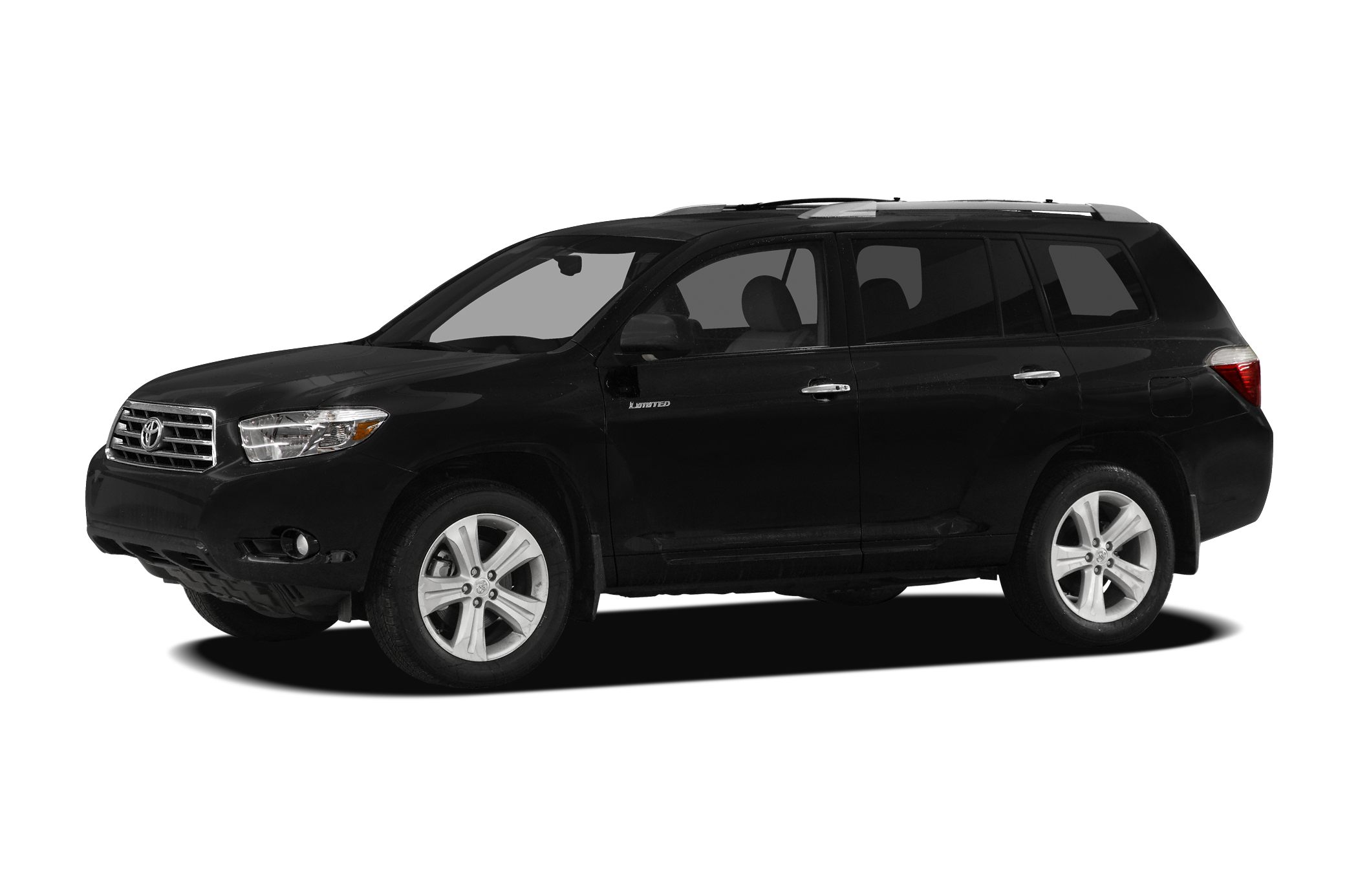 2008 Toyota Highlander Limited Miles 58816Color Blue Stock T25702A VIN JTEES42A782102808