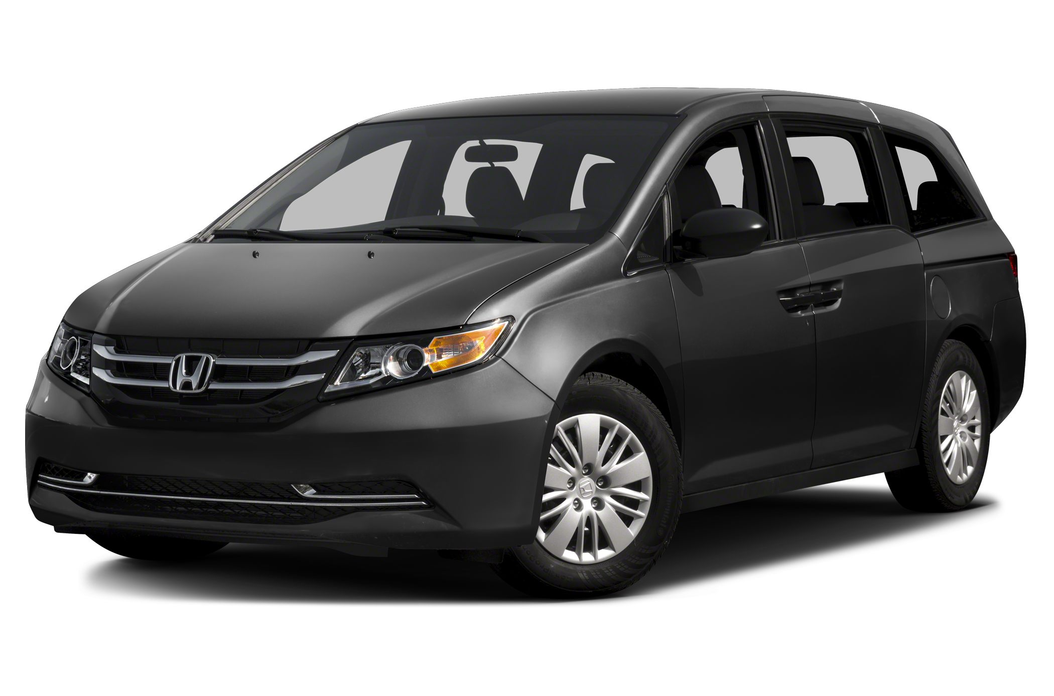 2016 Honda Odyssey LX Traction control keeps you from slip sliding away Has sticking power Buy a