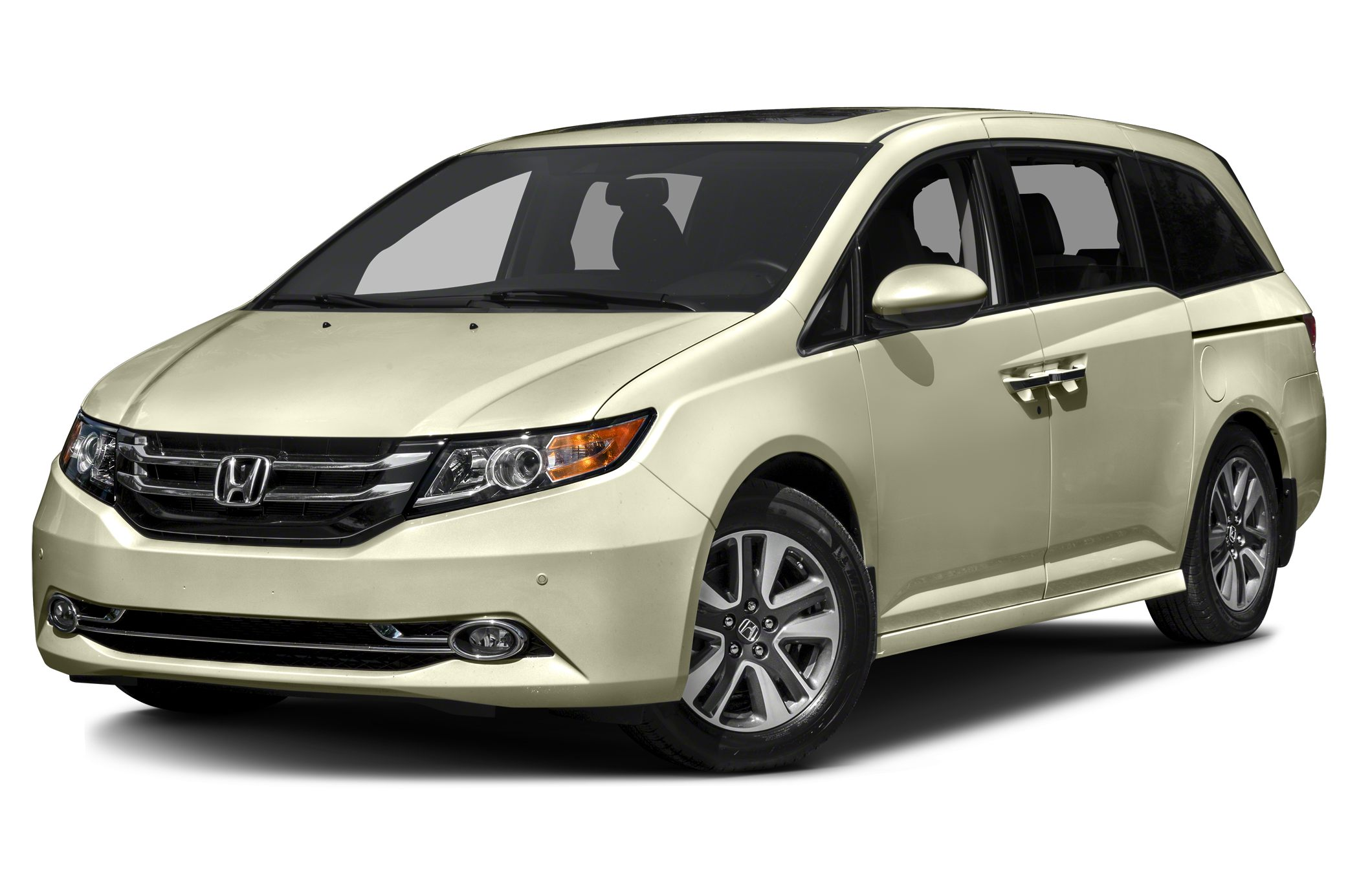 2016 Honda Odyssey Touring Recent Arrival Odometer is 5999 miles below market average WARRAN