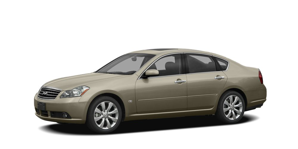 2007 Infiniti M45 Sport Miles 154790Color Umbria Gray Metallic Stock PN1142A VIN JNKBY01EX7M