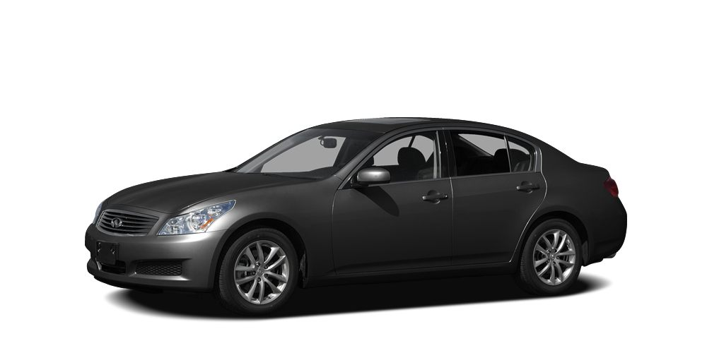 2007 Infiniti G35x Base Get down the road in this impressive G35x and fall in love with driving all