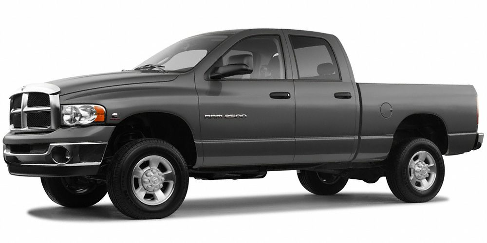 2005 Dodge Ram 2500  BUY WITH CONFIDENCE CARFAX Buyback Guarantee qualified LOADED WITH VALUE T
