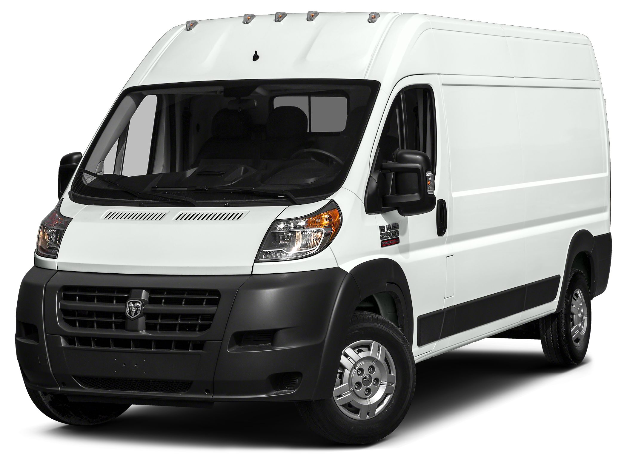 2015 RAM ProMaster 2500 159 WB High Roof Cargo Youve never felt safer than when you cruise with a