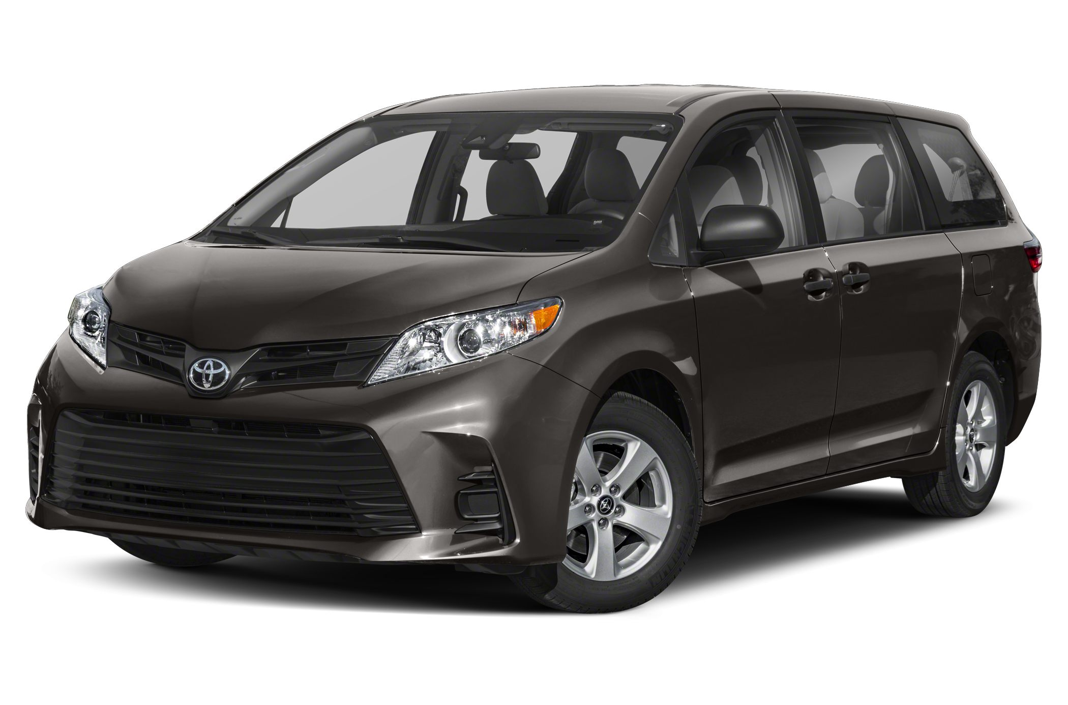 2018 Toyota Sienna LE Pearl LE 8 Passenger 2719 HighwayCity MPG All prices plus tax title lice