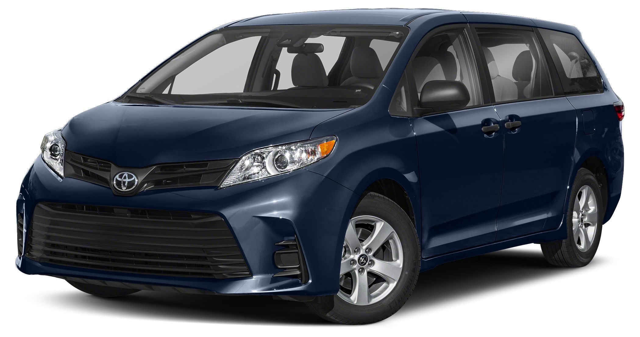 2018 Toyota Sienna Limited Premium 7 Passenger Blizzard Pearl Limited Premium Special Color AWD