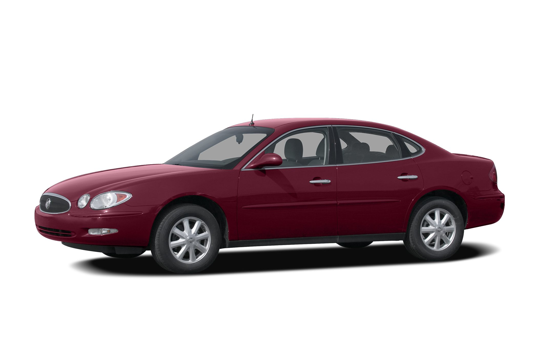 2008 Buick LaCrosse CXL This Gray 2008 Buick LaCrosse CXL might be just the sedan for you It has