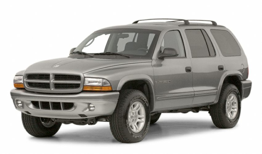 2001 Dodge Durango SLT Only 900 Down drives you off the lot  3 Rows of seats  Automatic 2wd