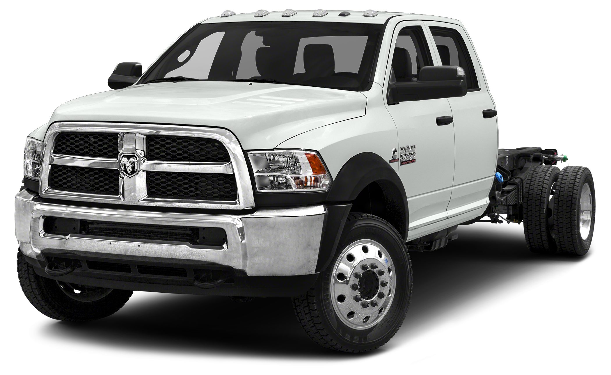 2016 RAM 3500 Chassis Cab TradesmanSLTLaramie Color Bright White Clearcoat Stock GG165994 VI