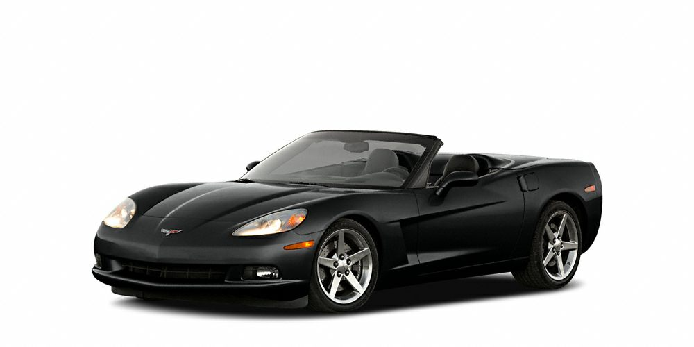 2005 Chevrolet Corvette Base No games just business Why pay more for less This 2005 Corvette i