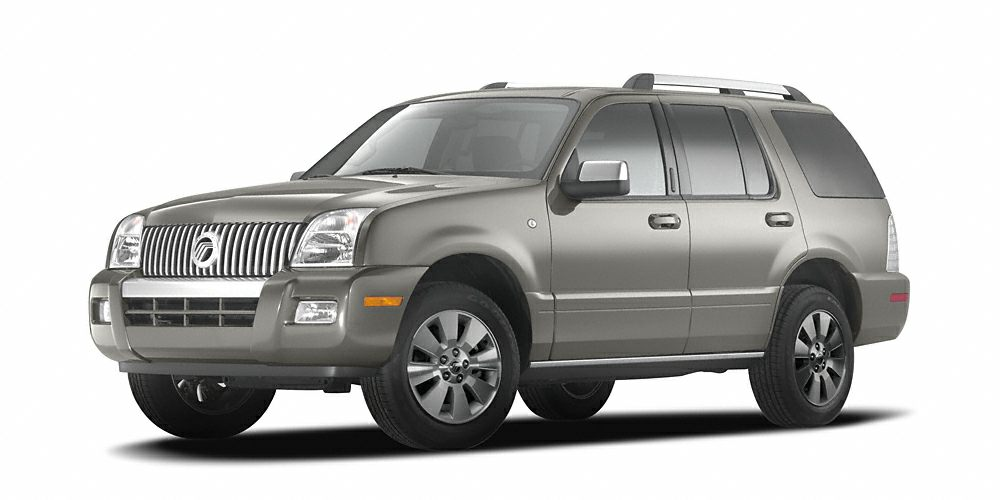 2006 Mercury Mountaineer Luxury Miles 115570Color Gray Stock 16361A VIN 4M2EU47E56UJ21279