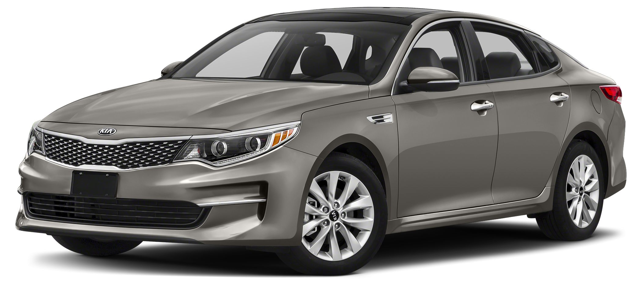 2018 Kia Optima EX With curves in all the right places the 2018 Kia Optima is a masterpiece of fo