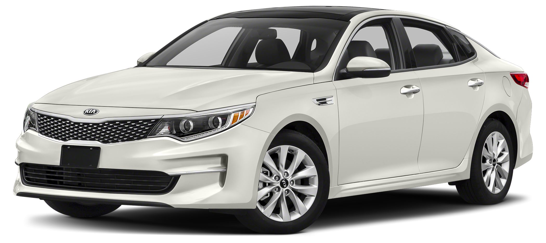 2016 Kia Optima LX Miles 11401Color White Stock SB14701 VIN KNAGT4L37G5086758