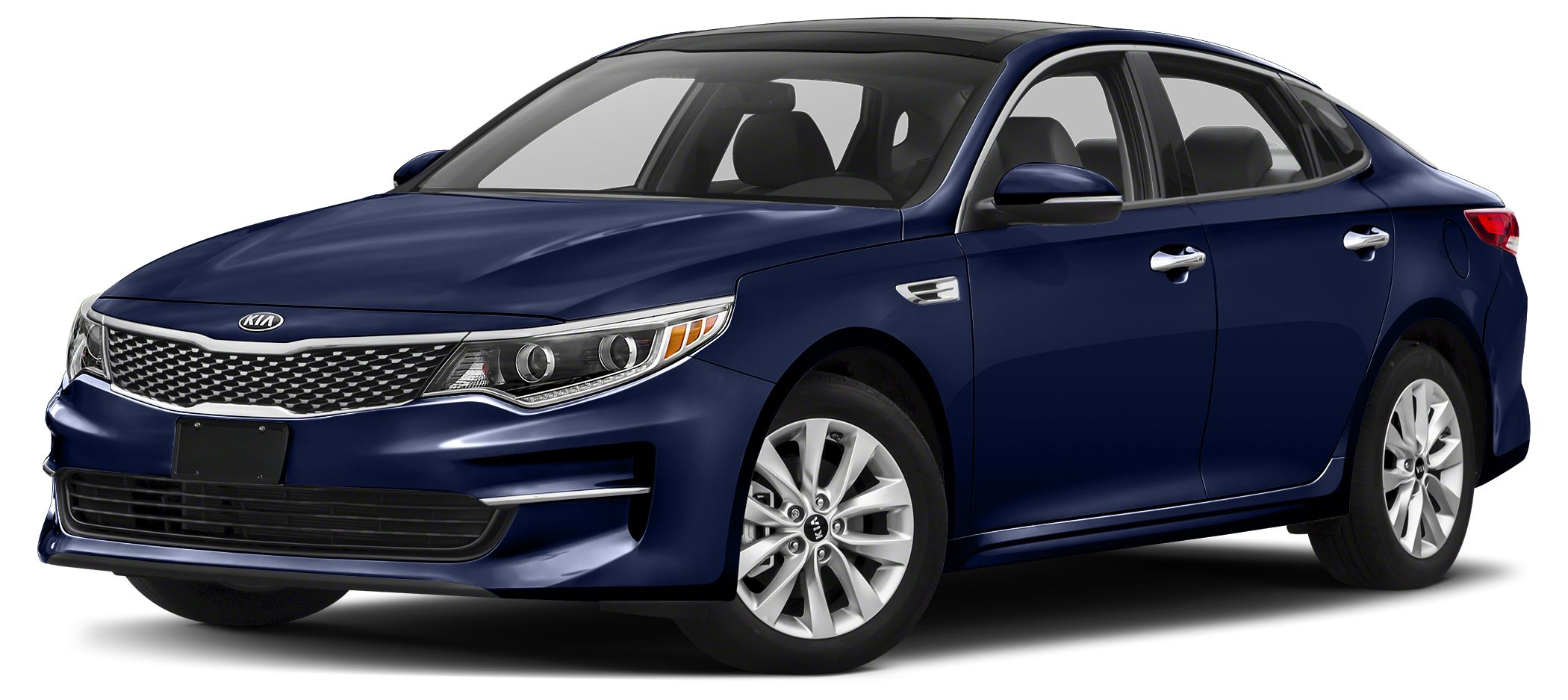 2018 Kia Optima LX With curves in all the right places the 2018 Kia Optima is a masterpiece of fo
