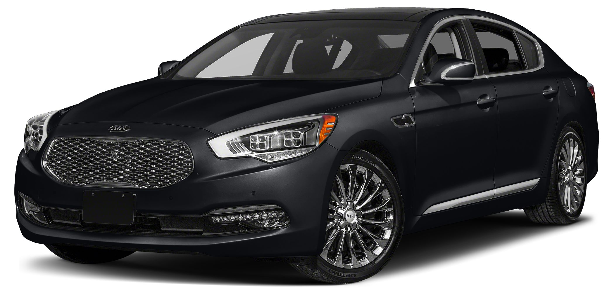 2017 Kia K900 Luxury Miles 6809Color Aurora Black Pearl Stock SB16118 VIN KNALW4D49H6034945