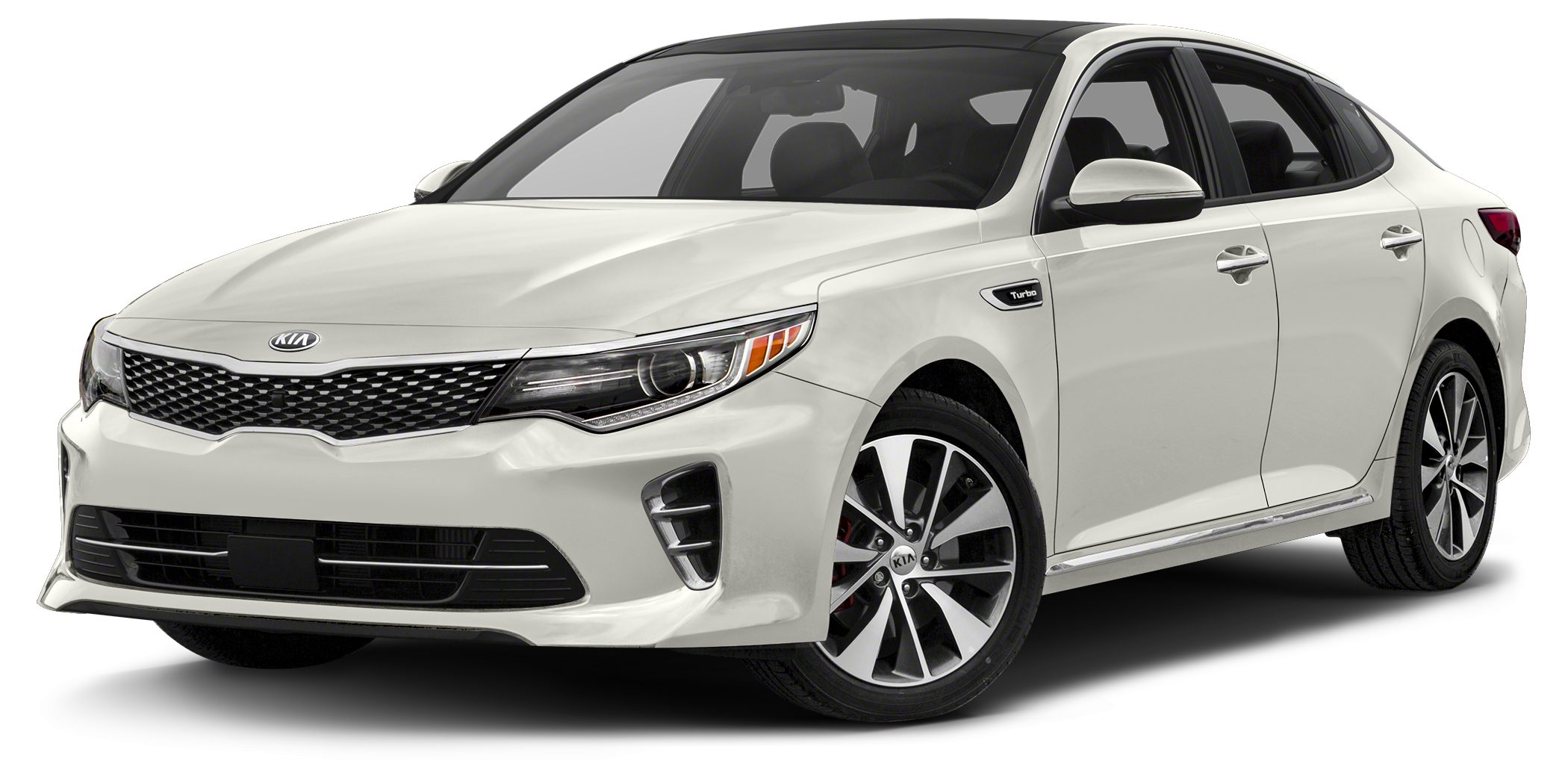 2018 Kia Optima SX Turbo Miles 10Color White Stock SB17002 VIN 5XXGV4L2XJG194394