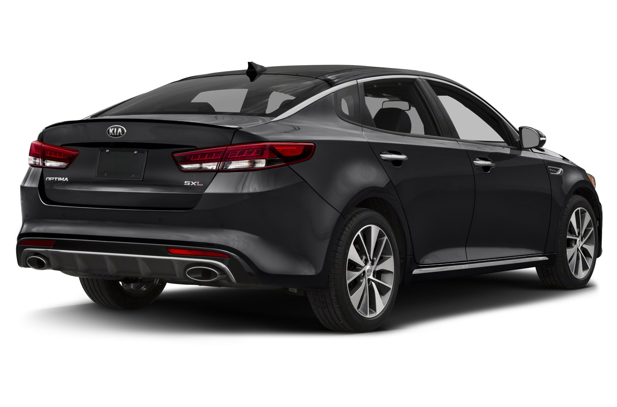 2018 KIA OPTIMA SX TURBO