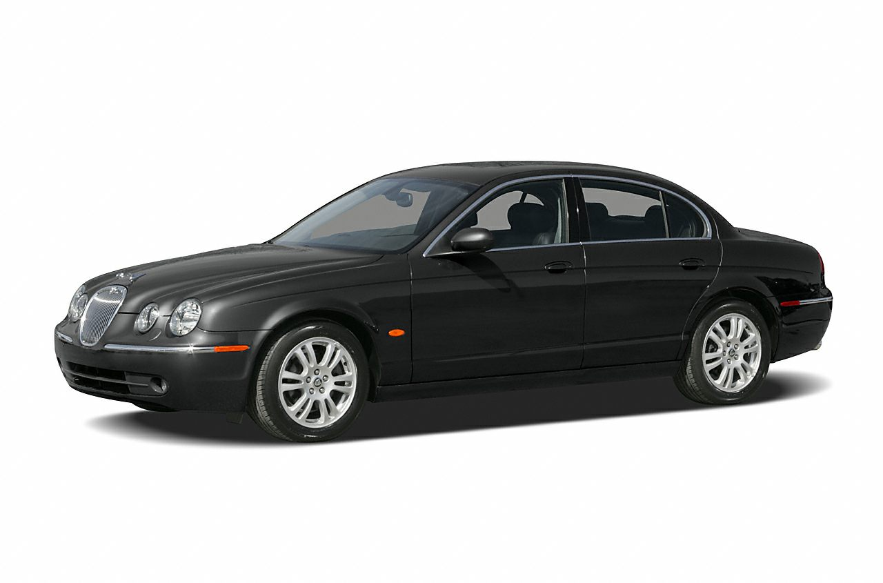 2005 Jaguar S-TYPE 30 S-TYPE FRESH TRADE DEALER MAINTAINED LEATHER BLUETOOTH CONNECTIVITY