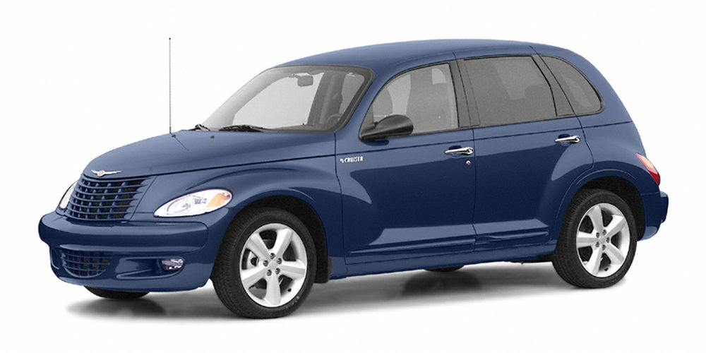 2003 Chrysler PT Cruiser GT Miles 91202Color Patriot Blue Pearl Stock 14K732A VIN 3C8FY78G63T