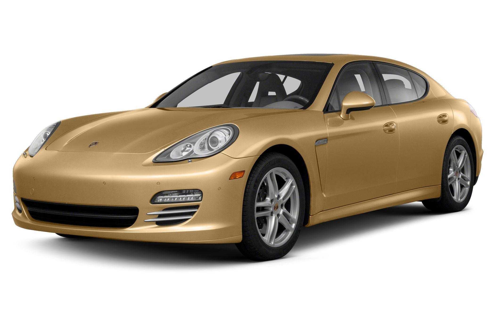 2013 Porsche Panamera  Miles 22499Color Gray Stock 010051 VIN WP0AA2A73DL010051