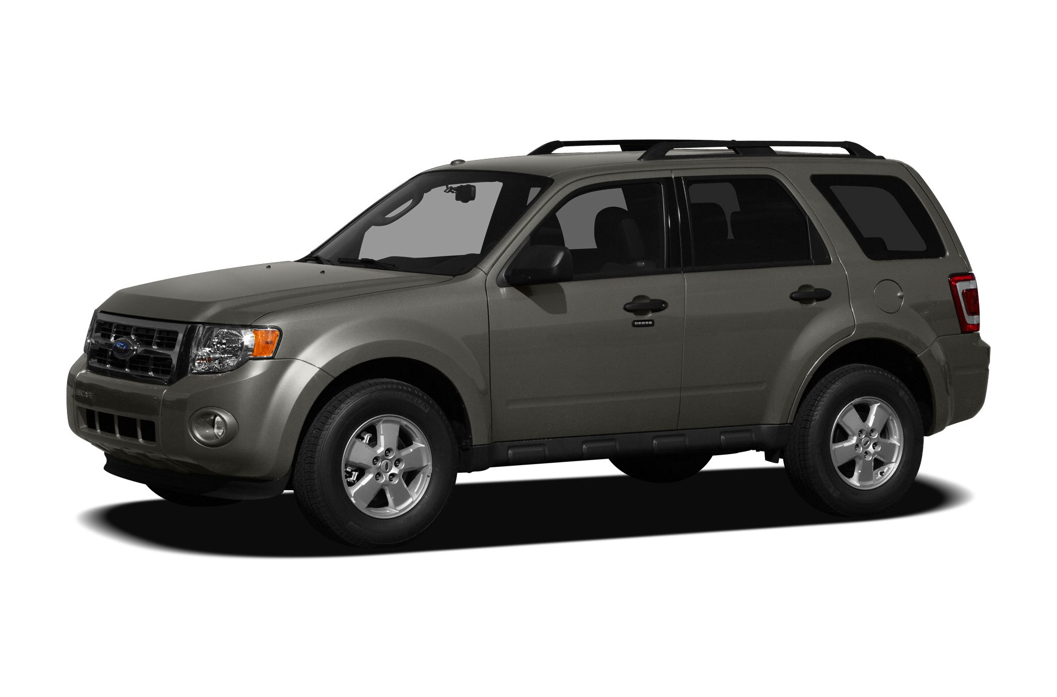 2011 Ford Escape XLT Best color No games just business Meet Fords family-friendly crossover C