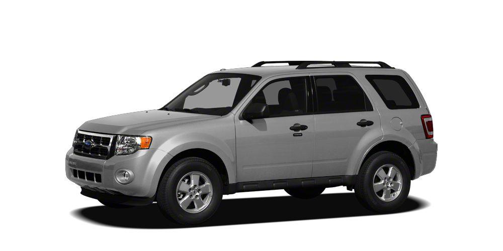 2011 Ford Escape XLT CARFAX 1-Owner 12000 Mile Warranty EPA 28 MPG Hwy23 MPG City XLT trim i