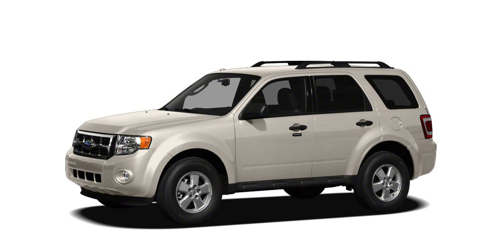 2011 Ford Escape Limited Ford Certified Pre-Owned Limited Luxury Package Rear-View Camera Rever